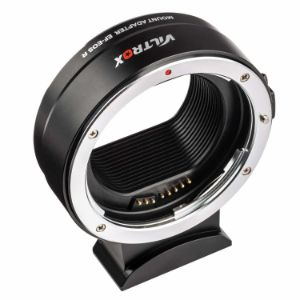 Picture of VILTROX EF-EOS R Lens Mount Auto Focus Adapter