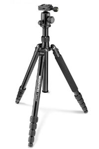 Picture of Manfrotto element Traveller Tripod Big with Ball Head, Black