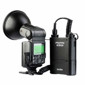 Picture of Godox AD360II-C WITSTRO TTL Portable Flash with Power Pack Kit for Canon Cameras