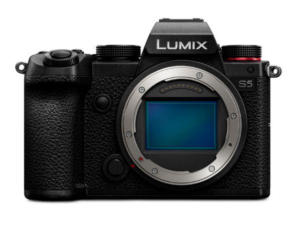 Picture of Panasonic Lumix DC-S5 Mirrorless Digital Camera (Body Only)