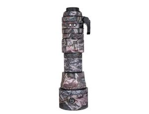 Picture of CamArmour Lens Cover for Sigma 150-600mm f/5-6.3 DG OS HSM Contemporary (Desiccated Wood-Web Camouflage)