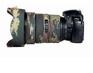 Picture of Coat For Nikon AF-S FX Nikkor 24-70 mm f/2.8E ED (ABSOLUTE INDIAN CAMO)