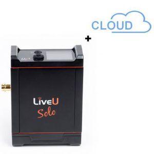 Picture of LiveU Solo SDI/HDMI Video/Audio Encoder & 1-Year Cloud Bonding Plan Kit