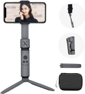 Picture of Zhiyun-Tech SMOOTH-X Smartphone Gimbal Combo Kit (Gray)