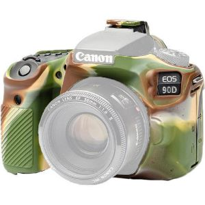 Picture of Easycover Silicon Protection Cover 90D Camo