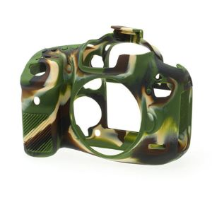 Picture of Easycover Silicon Protection Cover 7DII Camo