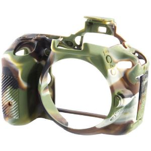 Picture of Easycover Silicon Protection Cover D5500/D5600 Camo