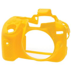 Picture of Easycover Silicon Protection Cover D5300 Yellow