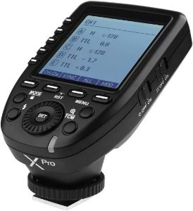 Picture of Godox Flash Light Push Button X Pro-N