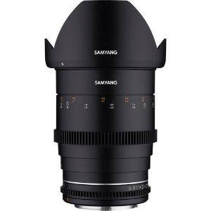 Picture of Samyang Brand Photography MF Lens 35MM T1.5 VDSLR MK2 Sony E