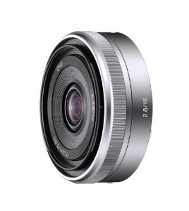 Picture of Sony 16mm f/2.8 Wide-Angle Lens