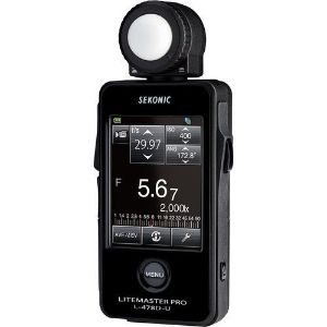 Picture of Sekonic Exposure Meter L-478D
