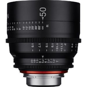 Picture of Samyang Xeen 50mm T1.5 Professional Cine Lens For Canon(FEET)