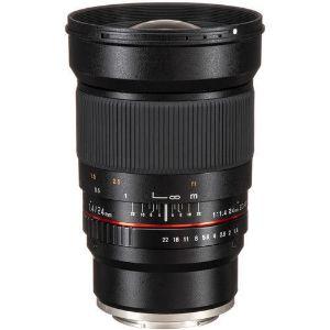 Picture of Samyang MF 24MM F1.4 Lens for Sony E