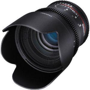 Picture of Samyang Cine 50MM T1.5 VDSLR Lens for Nikon F