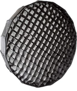 Picture of 12K QUICK ASSABLED SOFTBOX with Grid 65CM