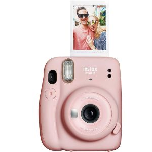 Picture of FujiFilm Instax Mini 11 Starter Kit Instant Camera (Pink)