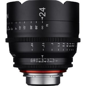 Picture of Samyang Xeen CF 24mm T1.5 Professional Cine Lens For Canon(FEET)