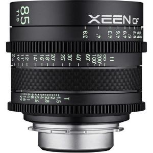 Picture of Samyang Xeen CF 85mm T1.5 Professional Cine Lens For Canon(FEET)