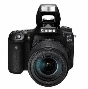Picture of Canon EOS 90D DSLR Camera with 18-135mm Lens