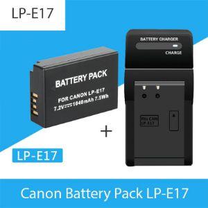 Picture of LP-E17 COMBO SET