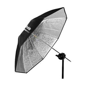 """Picture of Profoto Shallow Silver Umbrella (Small, 33"""")"""