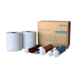 """Picture of HiTi P520L & P525L 6 x 8"""" Print Kit"""