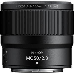 Picture of Nikkor Z MC 50mm f/2.8 Macro Lens
