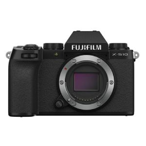 Picture of Fujifilm X-S10 Mirrorless Digital Camera with 18-55mm Lens