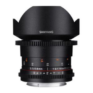Picture of Samyang 14mm T3.1 MK2 Lens for Canon EF Mount