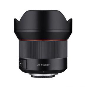 Picture of Samyang AF 14mm f/2.8 Lens for Nikon F
