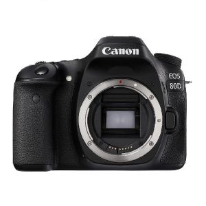 Picture of Canon EOS 80D DSLR Camera with 18-135mm Lens